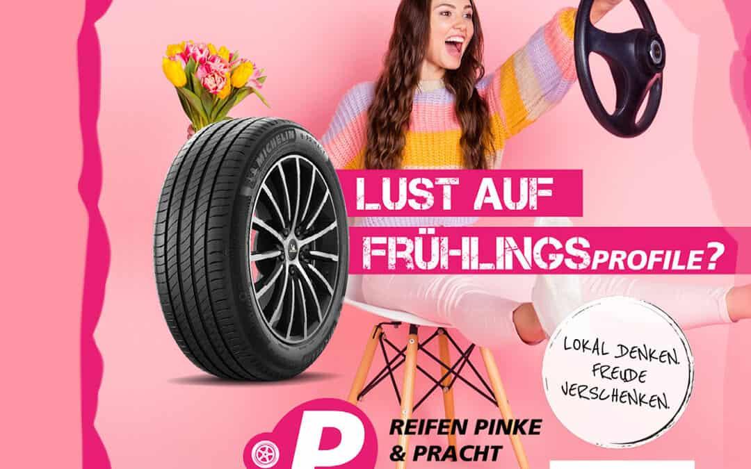 Reifen Pinke unterstützt die Fachwelt