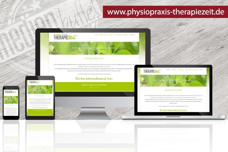 Therapiezeit web