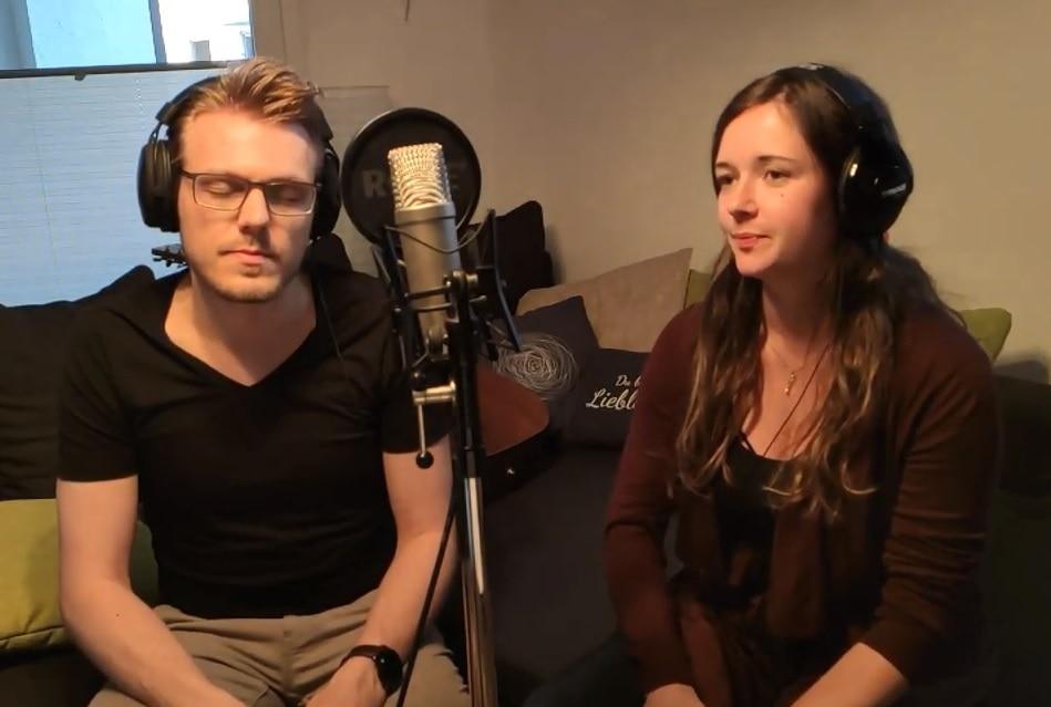 Live-Konzert mit Marie Becker und Matthias Dicke am Sonntag, 19.09. ab 15.00 Uhr im Café Sonnenblick